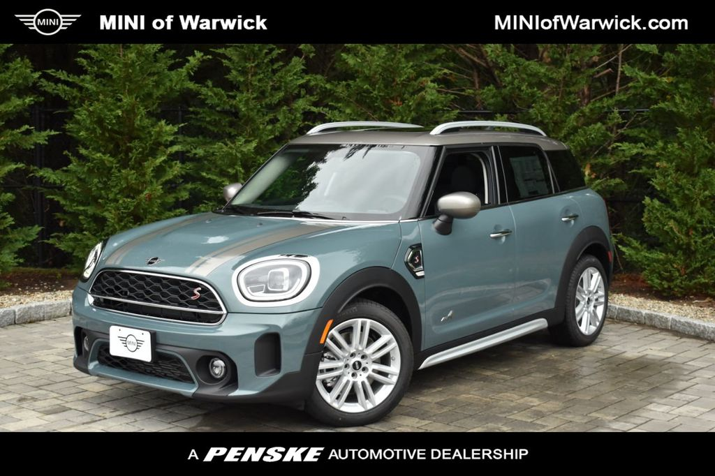 New 2021 MINI Cooper S Countryman ALL4
